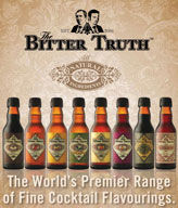 The Bitter Truth Cocktail Flavourings