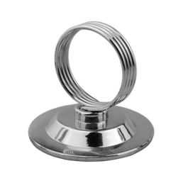 Chef Inox Ring Menu Card Holder 57mm x 52mm