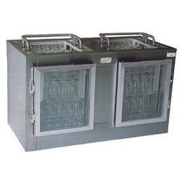 Glass Chiller (Auto Lift) - Double Bay