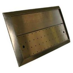 710 x 330mm Counter Top Drip Tray, Beer Font