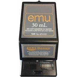 30ml EMU Electronic Spirit Dispenser - Black