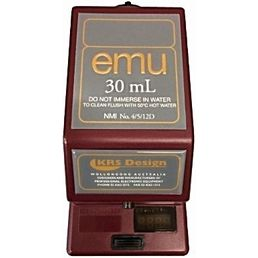 30ml EMU Electronic Spirit Dispenser - Burgundy