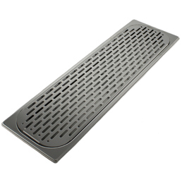 530 x 162mm Inset Bar Drip Tray, Stainless Steel