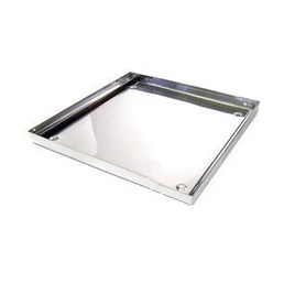 360 x 360mm Stainless Steel Drip Tray