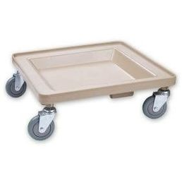 Dishwashing Rack Dolly - Suits 500 x 500mm Baskets