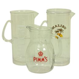 Custom Branded Jugs, Carafe's, Decanters.