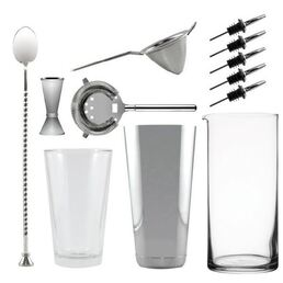 Bartenders Kits with Boston Shaker & Glass