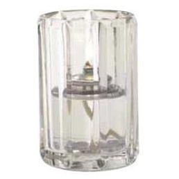 Cafe Clear Candle Lamp