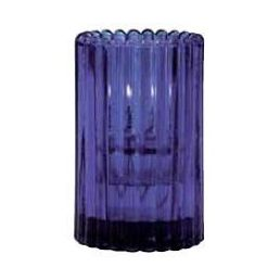Paragon Blue Candle Lamp