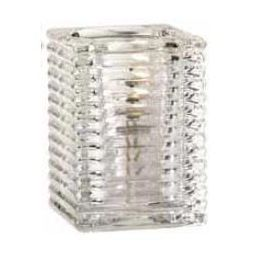 Kelly Clear Candle Lamp