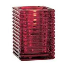 Kelly Red Candle Lamp