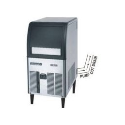 EC86-PWD-A Scotsman Self Contained Underbench Ice Maker with Water Drain Pump