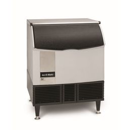 Self Contained Cube Ice Maker, Half Cube, 101Kg Make, 44Kg Store