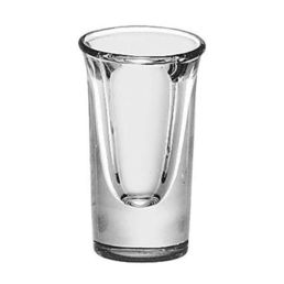 0.75oz Tall Whisky Glass Shooter