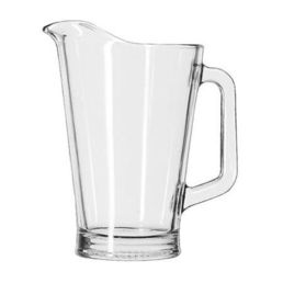 Libbey 1.8lt Glass Beer Pitcher