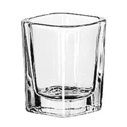 2oz Libbey Prism Shot Glass