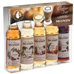 MONIN Coffee Kit