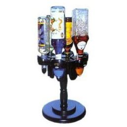 Spirit Dispenser with 6 Way Rotary Stand - 15ml