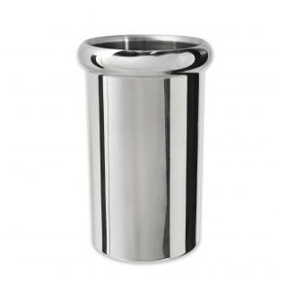 Ice Bucket Wine Cooler Insulated Mirror Polish