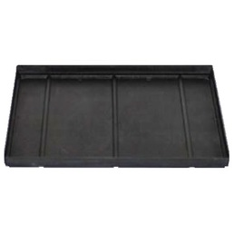 Glass Rack Trolley Drip Tray Tough ABS 17 x 14""