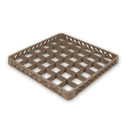 Glass Basket Extender 36 Compartment 500 x 500mm