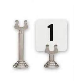 Harp Clip Table Number Stands Assorted Sizes