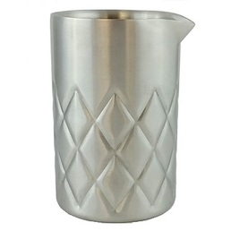 Mixing Glass Double Wall Stainless Steel 500ml