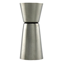 Double Jigger USA Style Stainless Steel 30/60ml