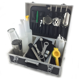Professional Bar Kit #2, Bartending Kit, Cocktail Kit,