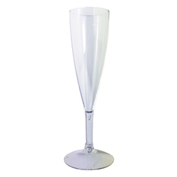 Champagne Flute Polycarbonate 170ml