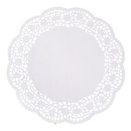 Round Lace Doyleys (Envirobrand) 300mm (250 Per Pack)