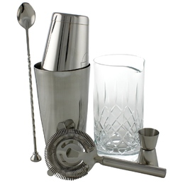 Cocktail Kit with Oritsu Mixing Glass