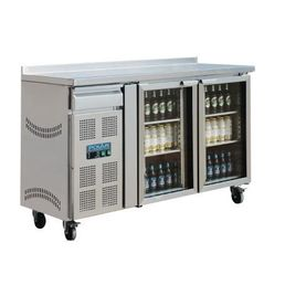 Polar Double Door Bar Fridge