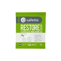Cafetto Restore Descaler Powder 25g Sachet 4 Pack