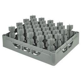 Glass Basket Molded 435 x 355mm & 32 Pegs