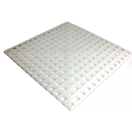 Clear Interlocking Drainage Mat