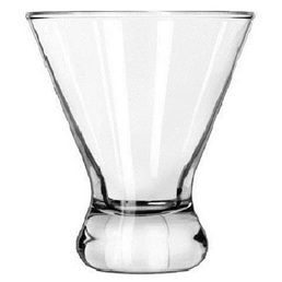 Martini Glass Beverage Cosmopolitan 414ml