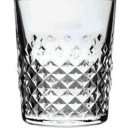Whiskey Glass Rocks Vintage Modern 355ml Set 4