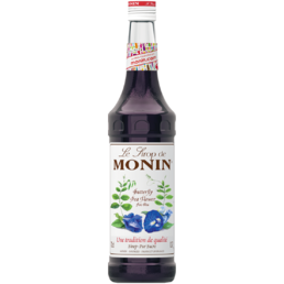 Monin Butterfly Pea Flower Syrup 700ml