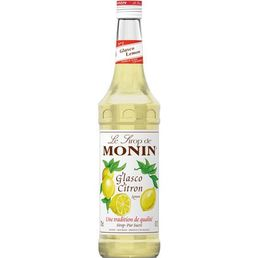Monin Glasco Lemon Syrup 700ml