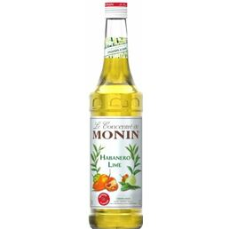 Monin Habanero Lime 700ml