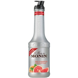 Monin Fruit Puree Red Grapefruit 1 Litre