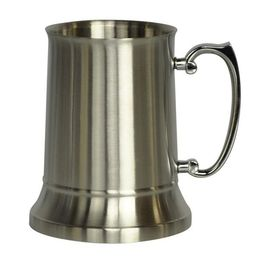 Cocktail Mug Blazer Pot Double Wall 475ml