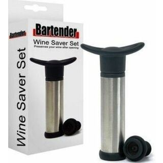 Wine Saver Pump Set with 2 Corks