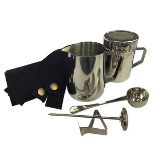 Barista Kit Basics for Home